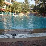 Swimming Pool @ Miramar Hotel Daman