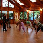 Yoga dojo