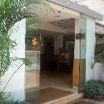 Entrance to Mapple Viva