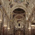 Casa Professa - La navata centrale