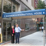 Photo of Seafarers & International House