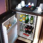 Mini bar gratis