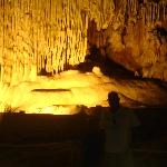 an awesom experience inslide Kango caves