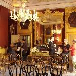 Villa NIscemi - sala pronta per la cerimonia