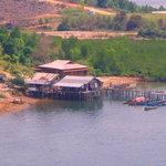 View from the top (6-bridges tour), Batam
