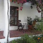Very comfy front porch