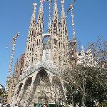 Gaudi Cathederal
