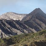 Yoschi'shotel in Mountain Bromo Foto