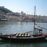 les bateaux permettant le transport du porto