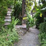 entrance to Tammila