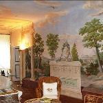Neoclassic Fresco