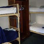 6-bed male dorm