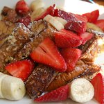 BEST French Toast at the Cottage