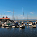 Burlington waterfront (Lake Champlain)
