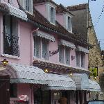Les Tilleuls - Very pink...