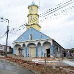 Iglesia de Chonchi, patrimonio de la humanidad