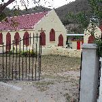 The Church on Jost Van Dyke