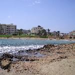 Bay next to Hotel