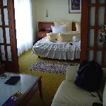 Room 22 bedroom