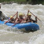 Rafting in Manuel Antonio