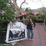 Photo de Hostal Refugio del Rio
