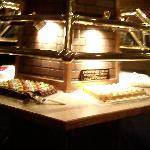 Dessert Bar at Captain George's Williamsburg