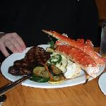 Surf and Turf - Delicious