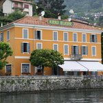 Villa Belvedere from Lake Como
