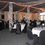 wedding reception ballroom