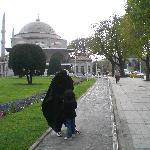moschea blue