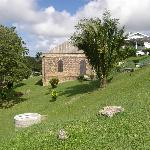 Old barracks and guardhouse, Fort King George, Tobago