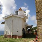 Lighthouse at Fort King George, Tobago
