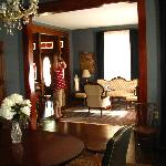 formal dinning room, and formal living room