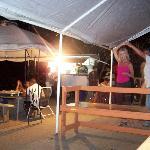 Dancing at La Rana on the Malecon