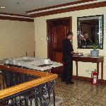 3rd floor hall, Herald Suites hotel, Makati