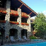 Photo de Mont Blanc Hotel Village