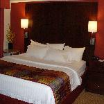 Main bed in Studio Room