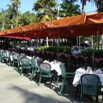 Da Leo Trattoria Miami Outdoors View