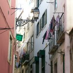 Alfama district - Old & Funky