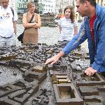 Walking tour in Olomouc with Greg