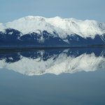 Chugach Mountains - Reflection