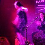 Belen Lopez Dances At Cardamomo Cafe