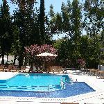 medis hotel pool