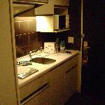 the little kitchen
