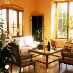 Reception Living Room