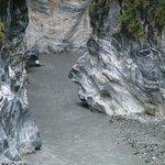 インディアン岩(横顔)