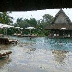 The Swimming Pool at hotel