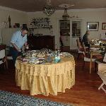 Frürhstücksraum