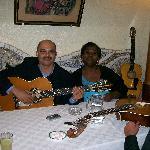 Musician & Fado signer