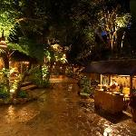 kampung daun restaurant